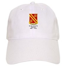 5th Bn, 42nd Field Artillery Baseball Baseball Cap