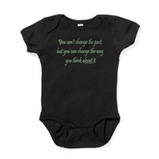 Wisdom - Can't Change Past Baby Bodysuit