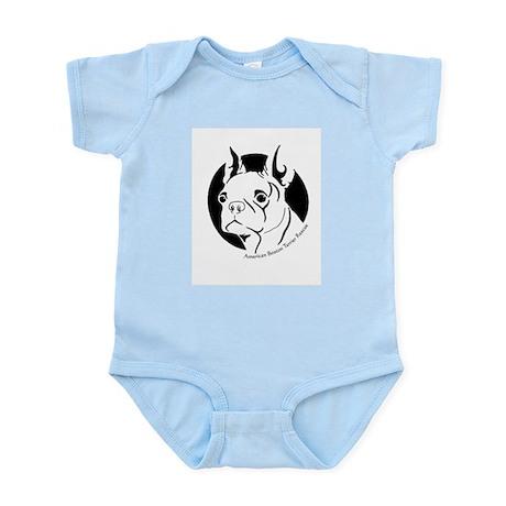 B&W Infant Creeper