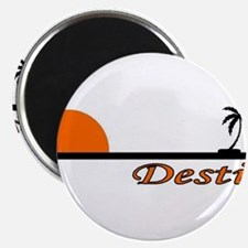 "Destin, Florida 2.25"" Magnet (10 pack)"