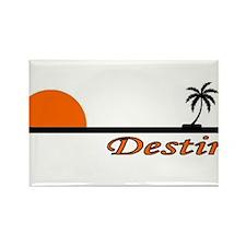 Destin, Florida Rectangle Magnet (10 pack)