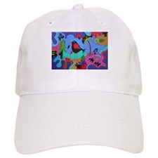 Wired Palm Baseball Cap