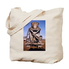 Cement Mixer Truck #2 Tote Bag
