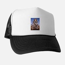 Cement Mixer Truck #2 Trucker Hat