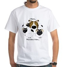 Rough Collie - I Herd... T-Shirt