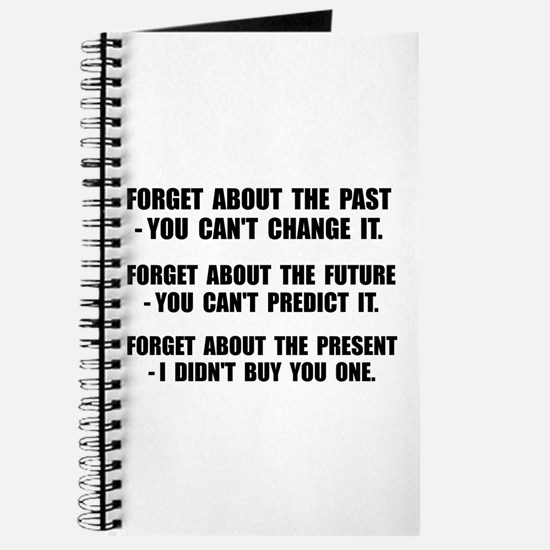 Forget Present Journal