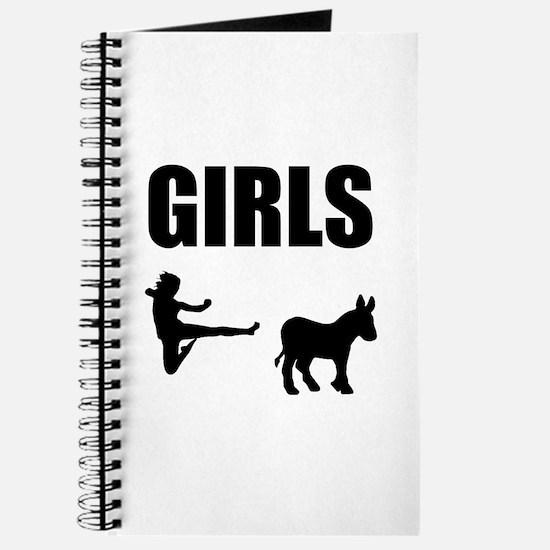 Girls Kick Ass Journal