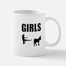 Girls Kick Ass Mug