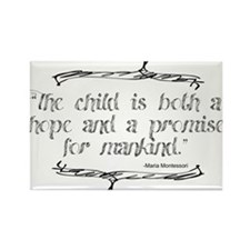 Hope Promise Rectangle Magnet