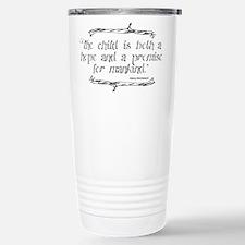 Hope Promise Travel Mug