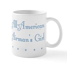 All-American blue Mug (AF)