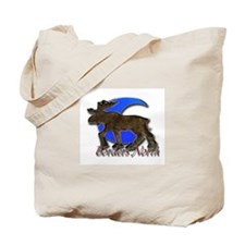Minnesota Borders North Logo Tote Bag