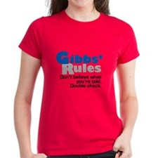 Gibbs' Rule Don't Believe What You're Told Tee