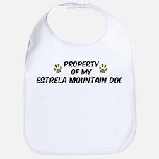 Estrela Mountain Dog: Propert Bib