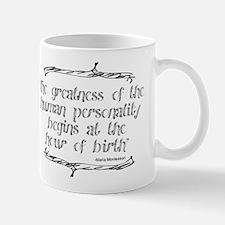 Greatness From Birth Mug