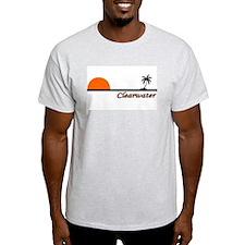 Clearwater, Florida Ash Grey T-Shirt