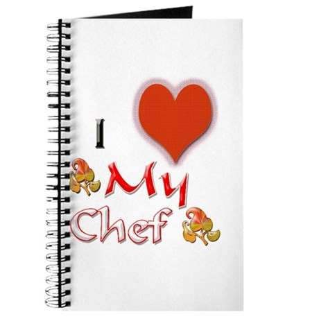 I Love My Chef Journal
