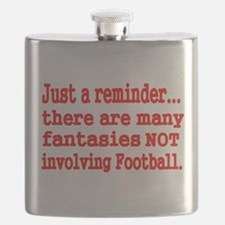 just a reminder Flask