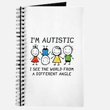 I'm Autistic Journal