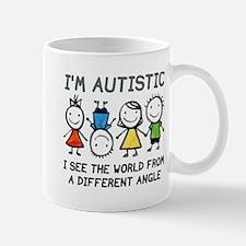 I'm Autistic Mug