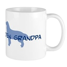 Golden Grandpa Mug