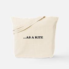 High Kite Tote Bag