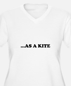 High Kite Plus Size T-Shirt