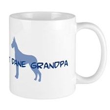 Great Dane Grandpa Mug