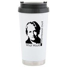 What Would Montessori Do? Travel Mug