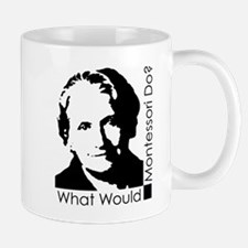What Would Montessori Do? Mug