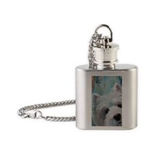 Drip Flask Necklace