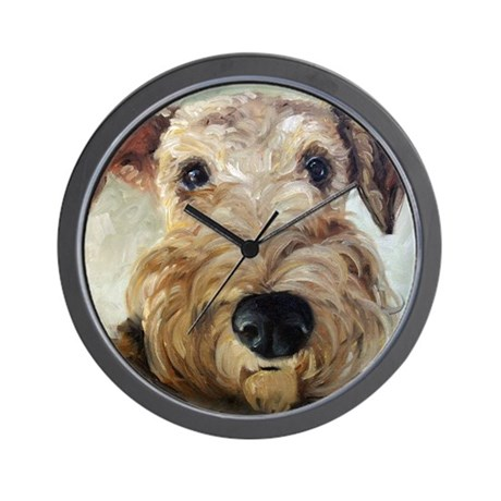 Paying Close Attention Wall Clock