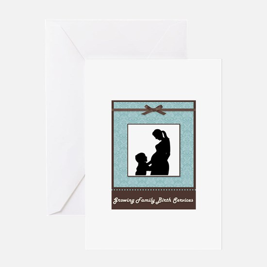Growing Family Greeting Card