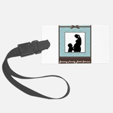 Growing Family Luggage Tag