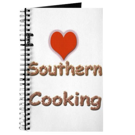 I Love Southern Cooking Journal