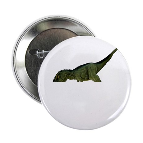 "T-Rex Hates Push-ups! 2.25"" Button (10 pack)"