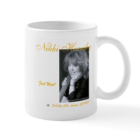 Mug with CD Cover
