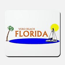 Vero Beach, Florida Mousepad