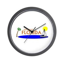 Vero Beach, Florida Wall Clock