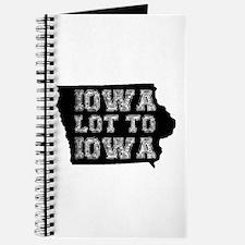 Iowa Lot To Iowa Journal