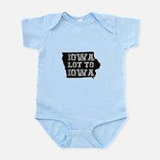 Iowa Lot To Iowa Body Suit