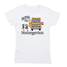 Going to Kindergarten Girl's Tee