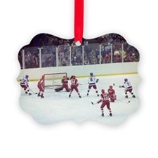 Miracle on Ice Picture Ornament