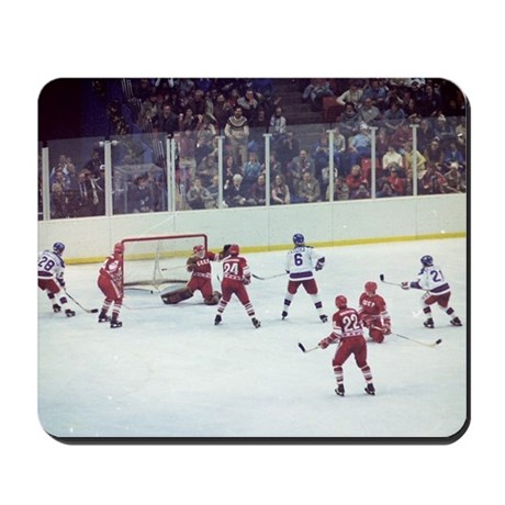 Miracle on Ice Mousepad