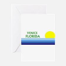 Venice, Florida Greeting Cards (Pk of 10)
