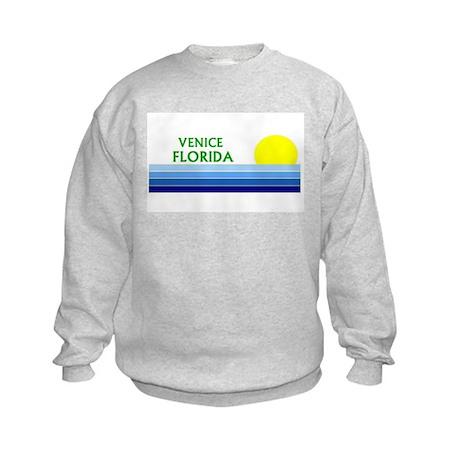 Venice, Florida Kids Sweatshirt