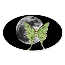 Luna Moth Decal