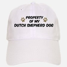 Dutch Shepherd Dog: Property Baseball Baseball Cap