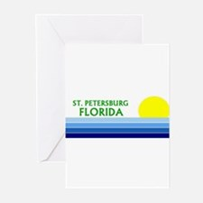 St. Petersburg, Florida Greeting Cards (Package of