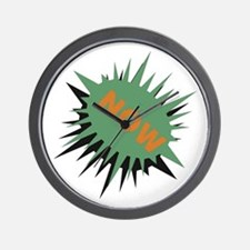 NOW conception aid Wall Clock